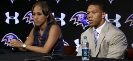 Janay Rice : Wife defends Ray Rice, slams media