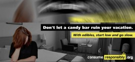 Marijuana ad campaign promotes responsible consumption, Report
