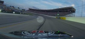NASCAR driver nearly hits squirrel (Video)