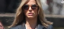 Sandra Bullock Goes Blond (Photo)