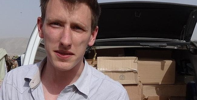 Abdul-Rahman Kassig : IS hostage's Mother tweets captors