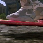 Back to the future hoverboard sold at auction