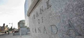 Bank of Canada Keeps Policy Interest Rate at 1 Percent, Report