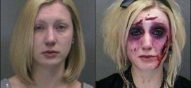 Catherine Butler : Woman in zombie costume charged twice with DWI