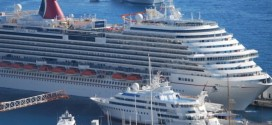 Cruise ship anchors after Ebola scare (Video)