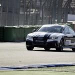 Driverless car hits 140 mph