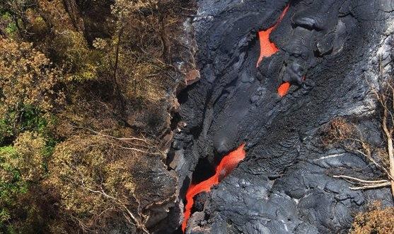 Hawaiians on alert for volcano evacuation, Report