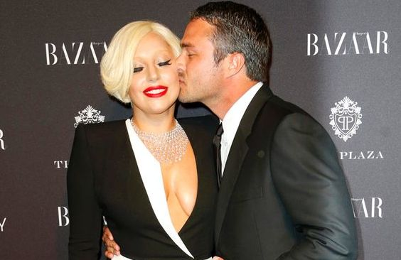 Lady Gaga Engaged To Taylor Kinney ?