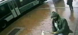 NY hatchet attack leaves cop officer critically wounded, suspect killed (Video)