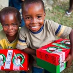 Operation Christmas Child fills boxes for children, Report