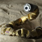 Scientists create incredible robot that slithers like a sidewinder snake