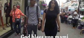 Shoshan Roberts : Woman catcalled 108 times as she walks around New York (Video)