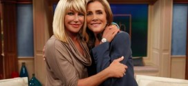 """Suzanne Somers Reveals Hot Bikini Bod on """"The Meredith Vieira Show"""" (Watch!)"""