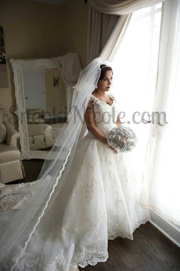 'Snooki' Wedding Dress