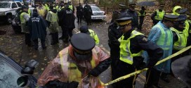 11-year-old girl detained after crossing police line at pipeline protest