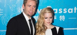 Chad Kroeger says he and wife Avril Lavigne respond differently to big birthdays