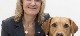 Daisy : Cancer detection dog receives charity medal