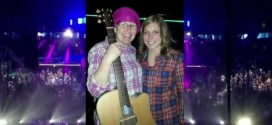 Garth Brooks stops concert for Osage woman, gives her guitar (Video)