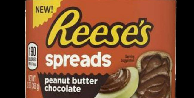 Hershey releases Reese's spreads, Report