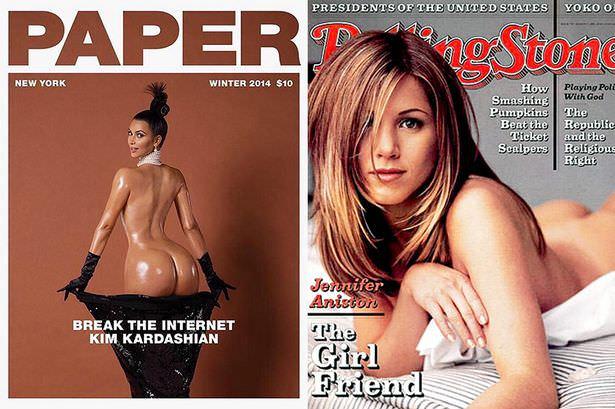 Jennifer Aniston Nude Cover 27