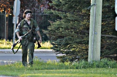 Justin Bourque Mountie killer gets 75 years without parole