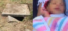 Newborn found alive in Sydney drain (Video)