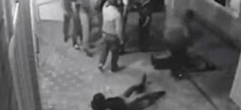 Nicolai Vlasenko : Russian boxer knocks out gang of thugs after they harassed his wife (Video)