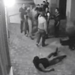 Russian Thugs Wrong Guy - Video : Russian Gang thugs paid price for picking on the wrong guy
