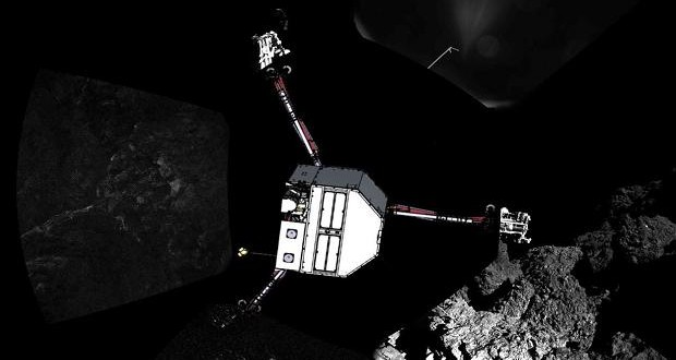 Space agency: Lander goes silent after experiments
