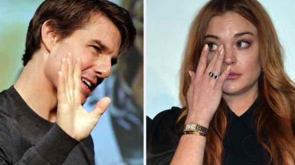 Tom Cruise, Lindsay Lohan 'not' dating : Report