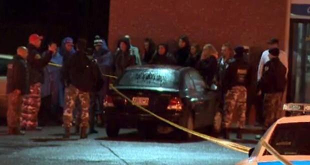 Two hurt in Saint Eustache bar brawl