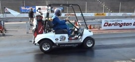 World's Fastest Golf Cart Zoom Off at 118 MPH (Video)