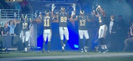 Bar Boycotts Rams : St. Louis Bar Disavows Rams Over Players' Ferguson Protest