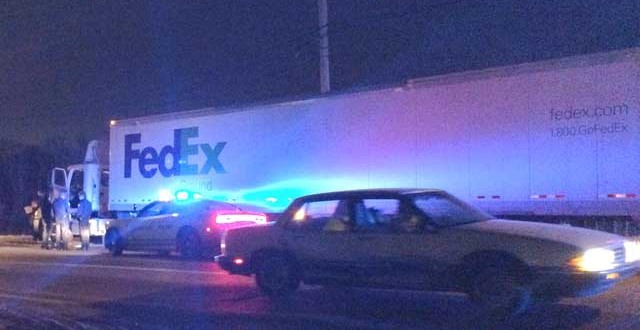 FedEx driver in Mississippi reports being shot at (Video)