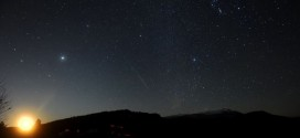 Geminids Meteor Shower Lights Up Skies (Video)