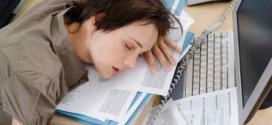 Many workers trading sleep for work, new study says