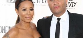 Mel B, Belafonte : Brown dispels family problems with holiday photo