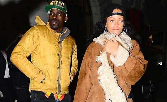 Rihanna dating new man