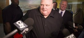 Rob Ford's Cancerous Tumor Reduced by Half, brother says