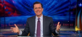 Stephen Colbert Final Show : Actor Retiring his 'report'