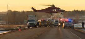 Three temporary foreign workers killed in crash near Sylvan Lake
