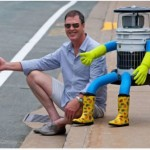 Canada's HitchBOT heads on adventure in Germany