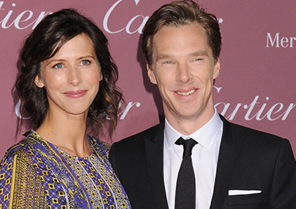 Cumberbatch is going to be a daddy : Actor and fiancee Sophie Hunter expecting first child?