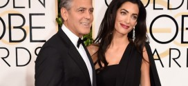 George Clooney's Golden Globes speech is flawless (Video)