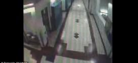 Ghost camera: Idaho school haunted? Ghost caught on school camera – Watch