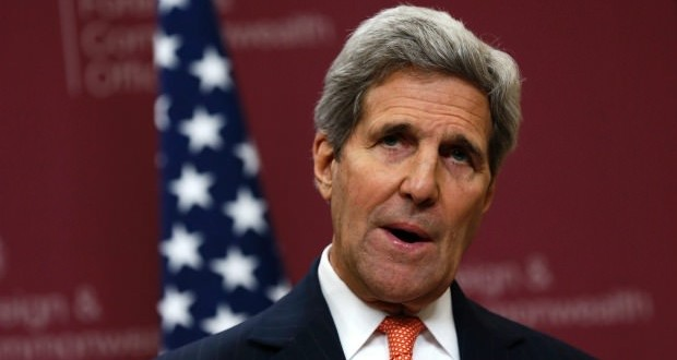 John Kerry : Don't blame Muslims for violent extremism