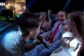 Olivia Culpo thought Jonas would propose during live performance! (Video)