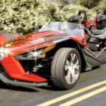 Polaris' three-wheeler Slingshot recalled