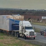 Truck hits 112th Street overpass (Video)
