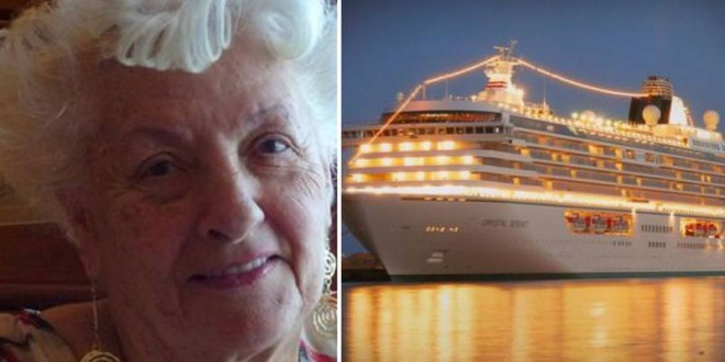 Widow Lives On Cruise Ship : Lee Wachtstetter pays $164K per year to live on luxury cruise ship